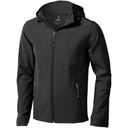 Kurtka softshell Langley antracyt