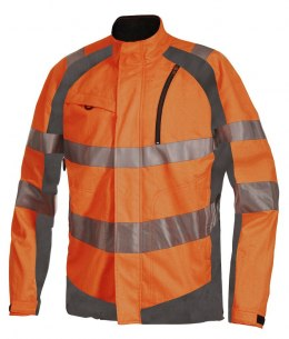 6409 KURTKA HV PROJOB ORANGE - 17 3XL