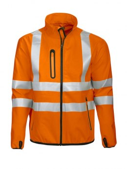 6412 SOFTSHELL HV KLASA 3 PROJOB ORANGE - 17 XS