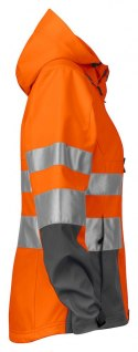 6423 SOFTSHELL HV DAMSKI PROJOB ORANGE - 17 XS