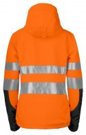 6424 SOFTSHELL HV EN ISO 20471 KLASA 3/2 ORANGE - 1799 L