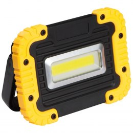 Lampa LED COB 10 WE kolor Żółty
