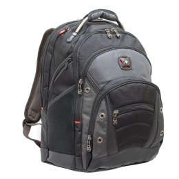 SYNERGY 16` computer backpack kolor czarny