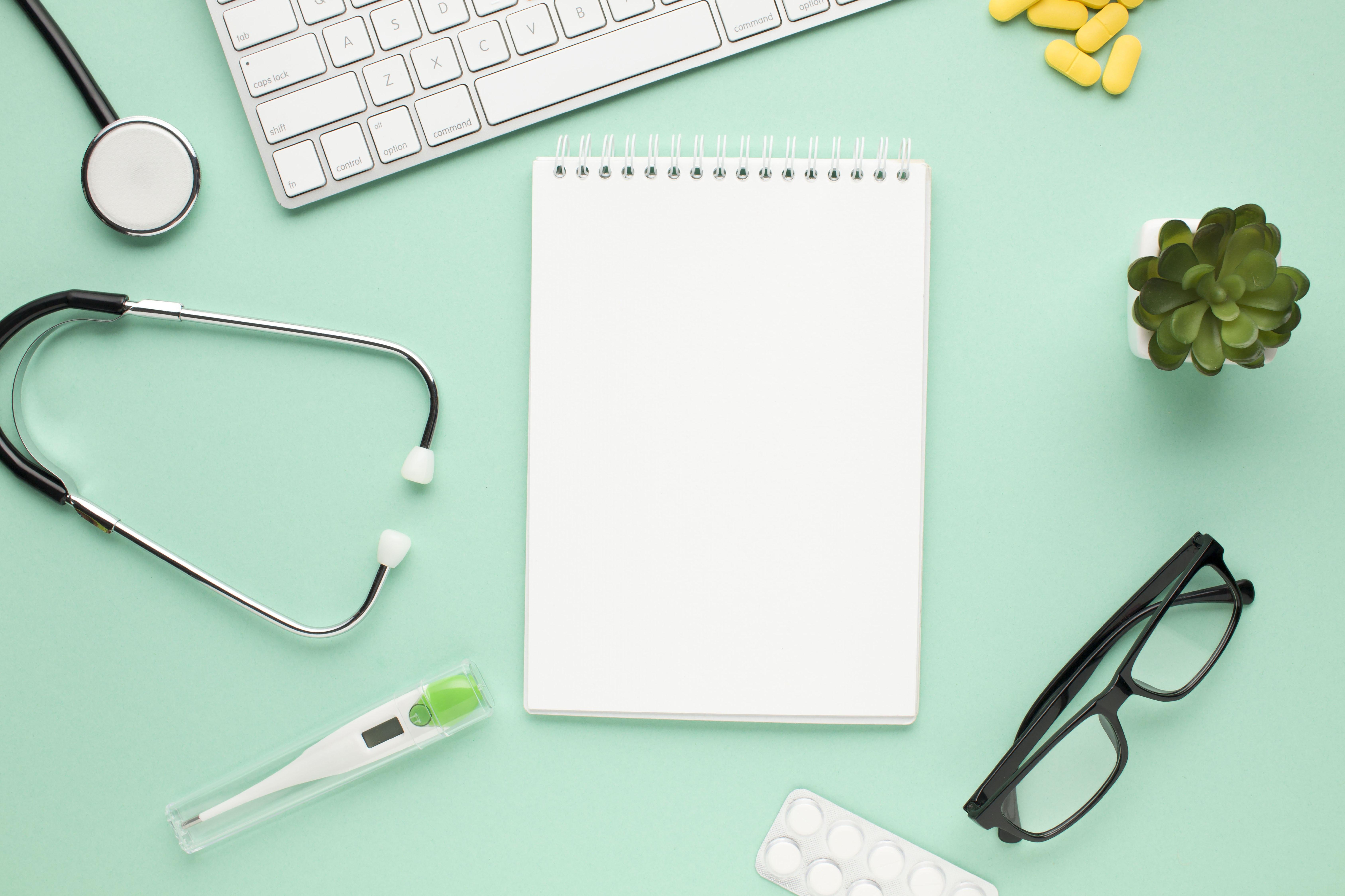 gadżety reklamowe w branży medycznej