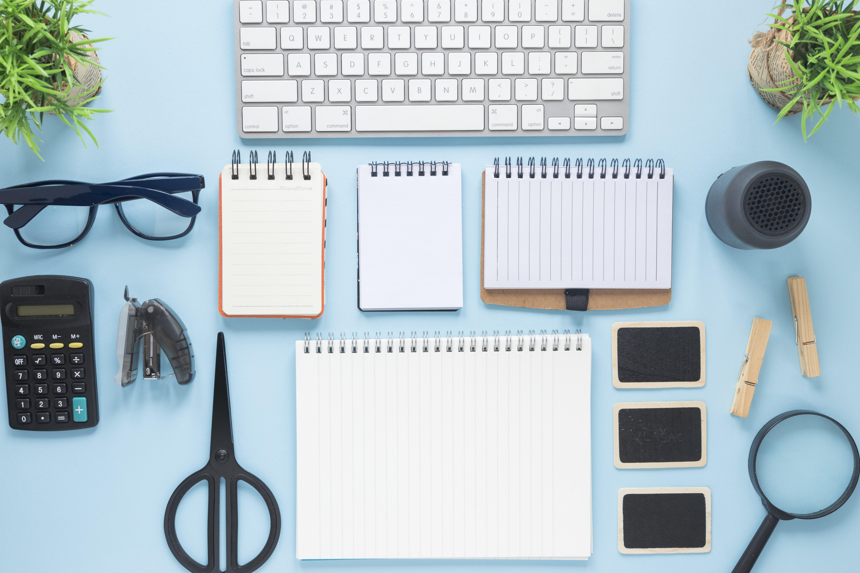 gadżety firmowe na biurko