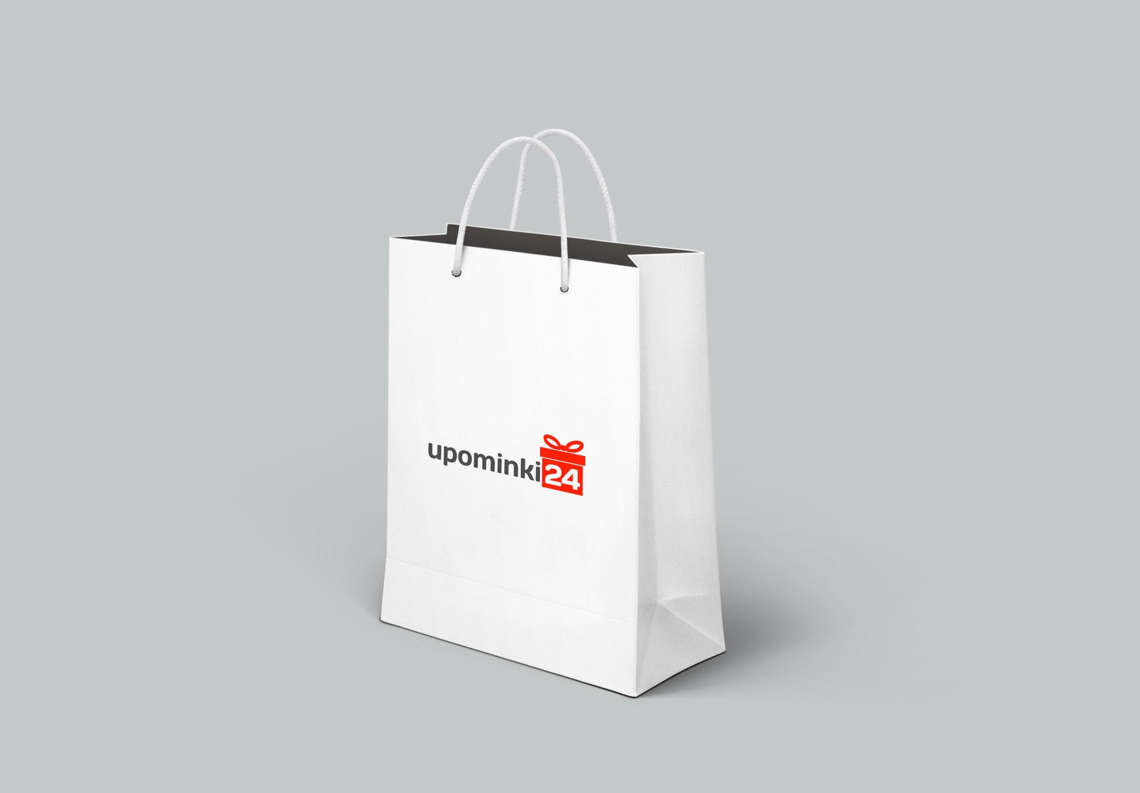 torby z nadrukowanym logo