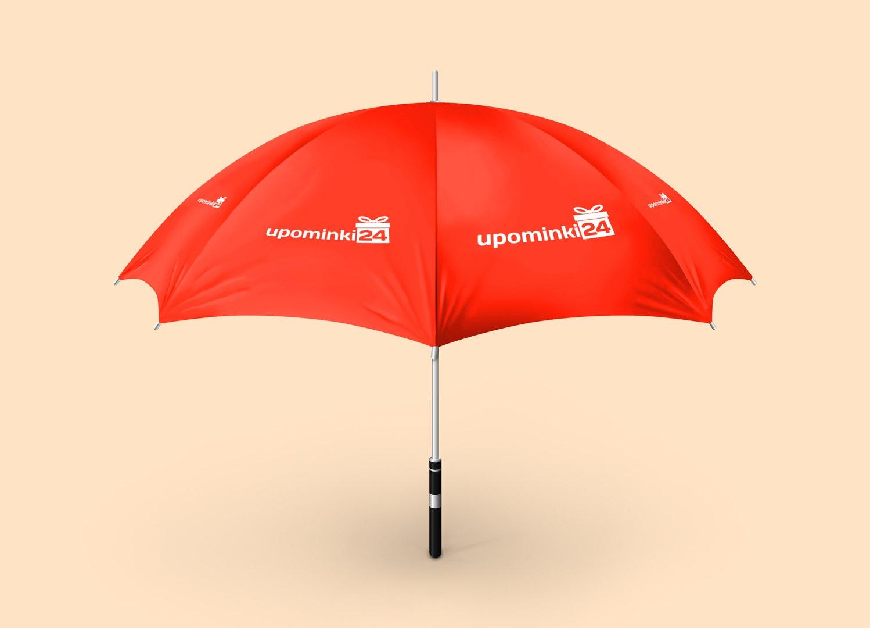 parasol firmowy